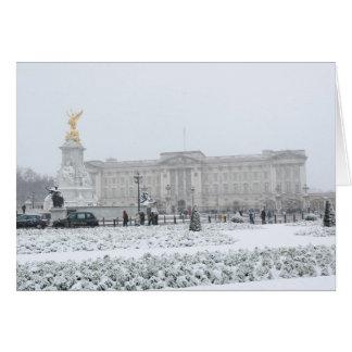 Buckingham Palace Londres Tarjeta De Felicitación