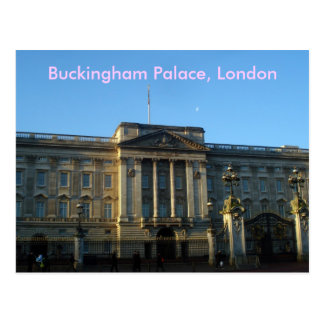 Buckingham Palace Londres Tarjeta Postal