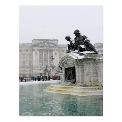 Buckingham Palace Londres Tarjetas Postales