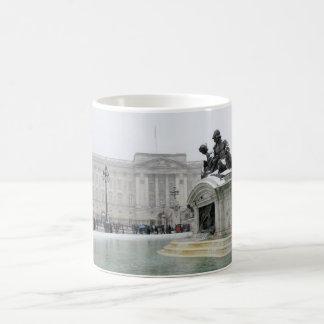 Buckingham Palace Londres Taza Básica Blanca