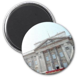 Buckingham Palace Refrigerator Magnet