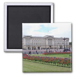 Buckingham Palace 2 Inch Square Magnet