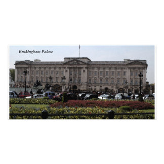Buckingham Palace Photo Card