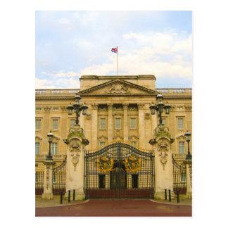 Buckingham Palace Postcard