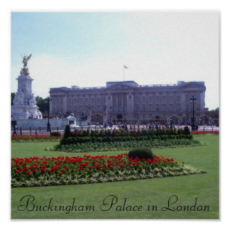 Buckingham Palace ... Poster