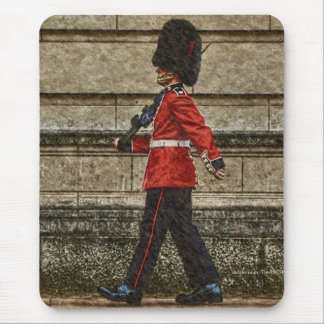 Buckingham Palace Queen's Guard Mouse Pad