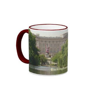 Buckingham Palace Ringer Mug