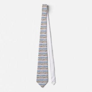 Buckingham Palace Snow Neck Tie