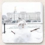Buckingham Palace snowman London Coasters