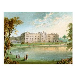 Buckingham Palace Tarjeta Postal
