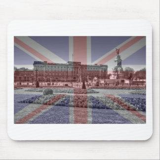 Buckingham Palace Union Jack Flag Mouse Pad