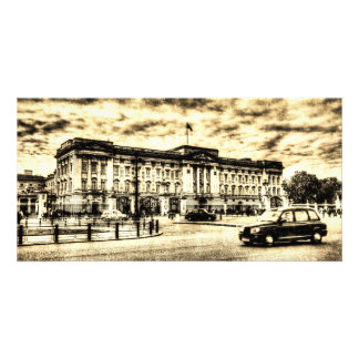 Buckingham Palace Vintage Card