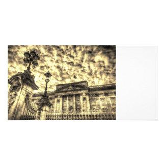Buckingham Palace Vintage Card