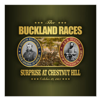 Buckland Races (FH2) Poster