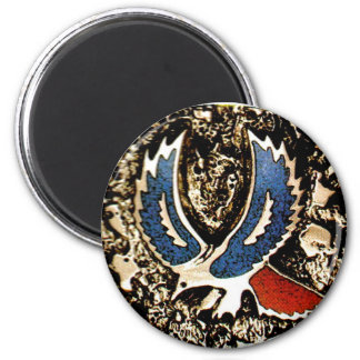 buckle-2a 2 inch round magnet