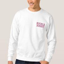 Buckle Bunny ~ Rodeo Embroidered Sweatshirt