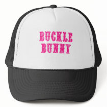 Buckle Bunny Trucker Hat