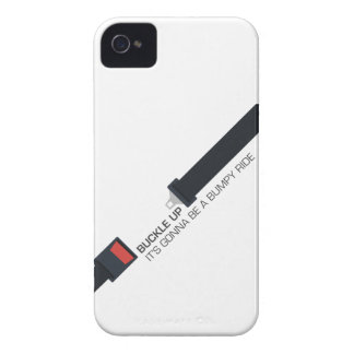 Buckle up, it's gonna be a bumpy ride iPhone 4 cover