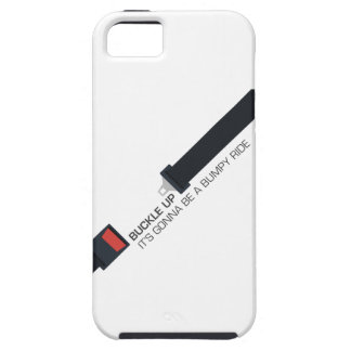 Buckle up, it's gonna be a bumpy ride iPhone SE/5/5s case