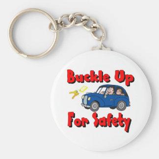 Buckle Up Keychain