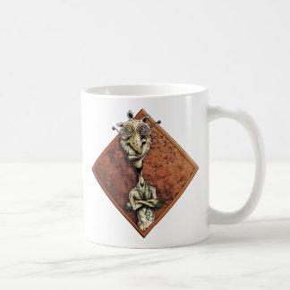 Buckle Warpwoods Classic White Coffee Mug