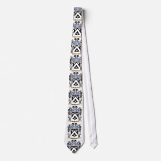 Buckles Coat of Arms - Family Crest Tie