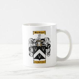 Buckles Coffee Mug
