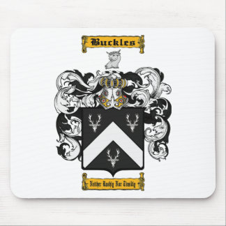 Buckles Mouse Pad