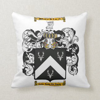 Buckles Throw Pillow