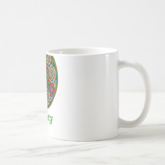 Buckley Celtic Knot Classic White Coffee Mug