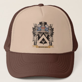 Buckley Coat of Arms - Family Crest Trucker Hat