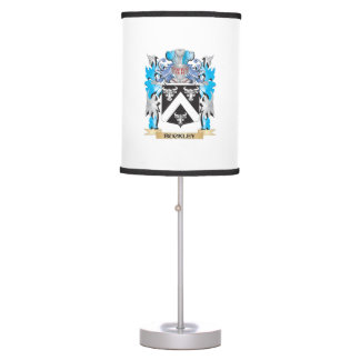 Buckley Coat of Arms Table Lamps