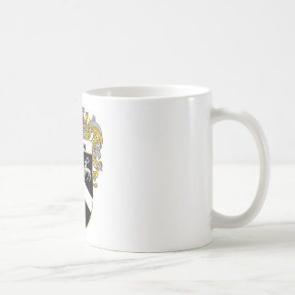 Buckley Coat of Arms (Mantled) Classic White Coffee Mug