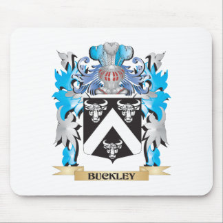 Buckley Coat of Arms Mouse Pad