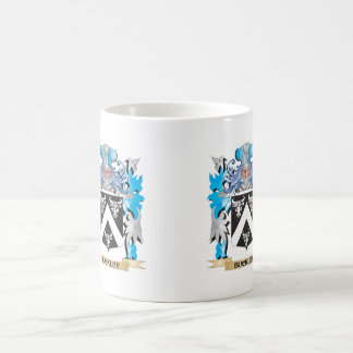 Buckley Coat of Arms Classic White Coffee Mug
