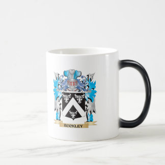 Buckley Coat of Arms 11 Oz Magic Heat Color-Changing Coffee Mug