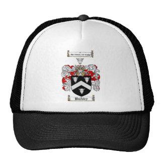 BUCKLEY FAMILY CREST -  BUCKLEY COAT OF ARMS TRUCKER HAT