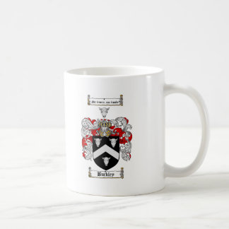 BUCKLEY FAMILY CREST -  BUCKLEY COAT OF ARMS CLASSIC WHITE COFFEE MUG