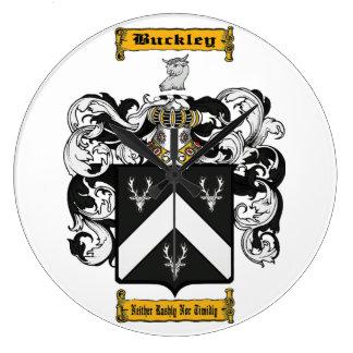 Buckley (irish) large clock