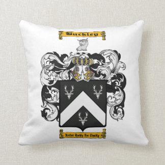 Buckley (irish) throw pillow