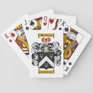 Buckley Playing Cards
