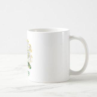 Buckley Shield of Great Britain Coffee Mug