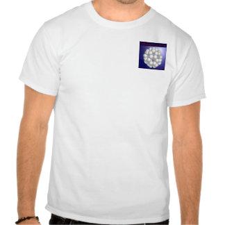 Buckminsterfullerene Molecule (pocket) T-shirt