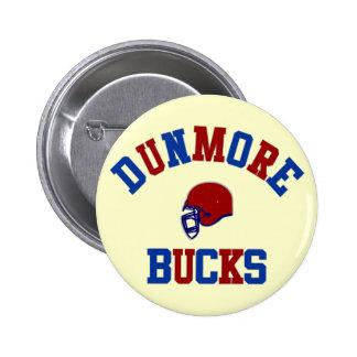 bucks. del dunmore pin redondo 5 cm