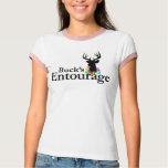 Buck's Entourage Tee Shirt