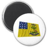 Bucks of America Color Fridge Magnets