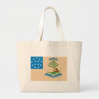 Bucks of America Flag Tote Bags