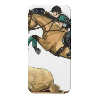 Buckskin Eventing Equestrian Cover For iPhone SE/5/5s