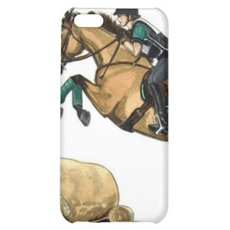 Buckskin Eventing Equestrian Case For iPhone 5C