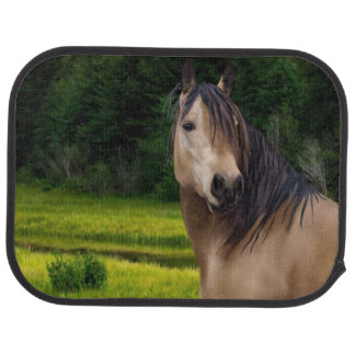Horse Image Car Floor Mats Zazzle